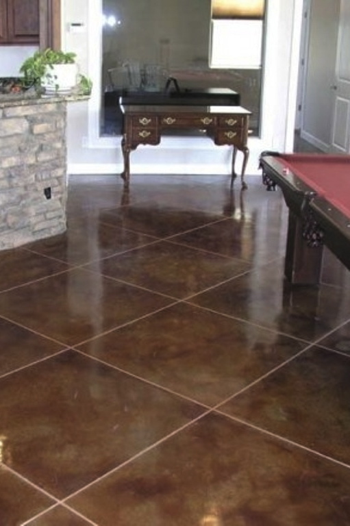 Cleanworld las vegas las vegas concrete staining sealing for Best mop for cement floors